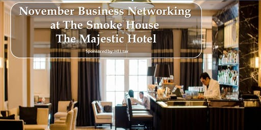 November Business Networking at The Majestic Hotel