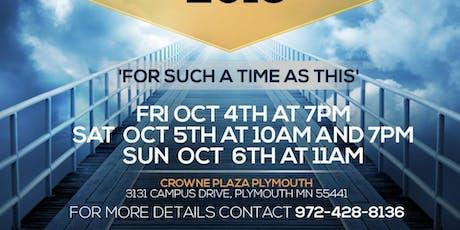 Prayer Summit 2019 tickets