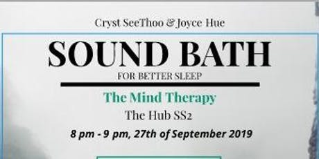 Sound Bath & Guided Imagery tickets