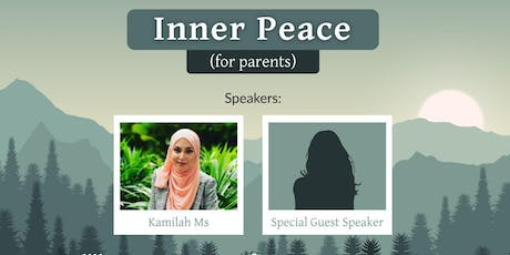 Inner Peace for Parents tickets