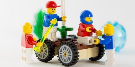 Entwickle deine Vision für 2020 - mit LEGO® Serious Play® Tickets