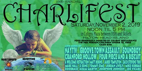 CharliFest at Coligny tickets