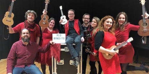 The Red Bandits Fundraiser for St Bartholomew's