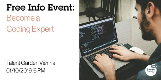 Info Event | Become a Coding Expert