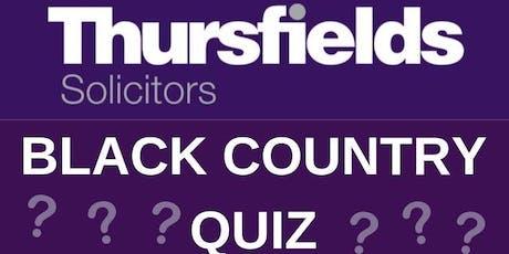 Black Country Quiz tickets
