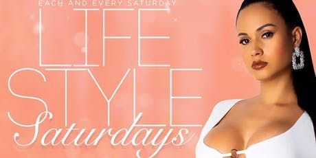 LifeStyle Saturdays | Open Bar + Free Entry | Hookah I Food tickets