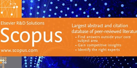 Scopus for Academic Staff & Researchers: An Eye on Global Research tickets