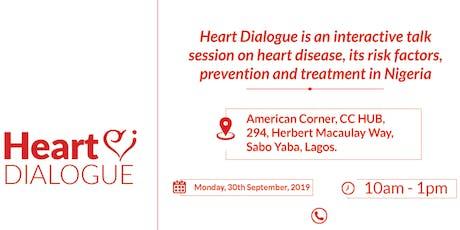 The Heart Dialogue 2019 tickets