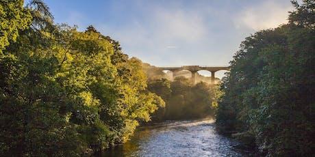 Teithiau Dysgu am Safle Treftadaeth y Byd / Pontcysyllte Aqueduct & Canal World Heritage Site Learning Journey tickets