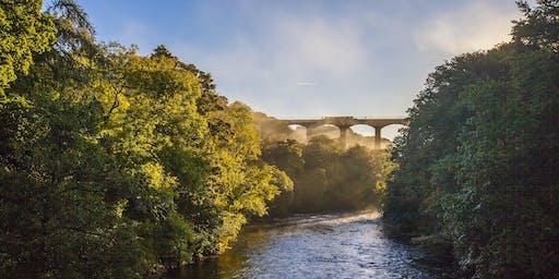 Teithiau Dysgu am Safle Treftadaeth y Byd / Pontcysyllte Aqueduct & Canal World Heritage Site Learning Journey