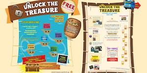 Unlock the Treasure Chest @ Open Plaza 1, Downtown...