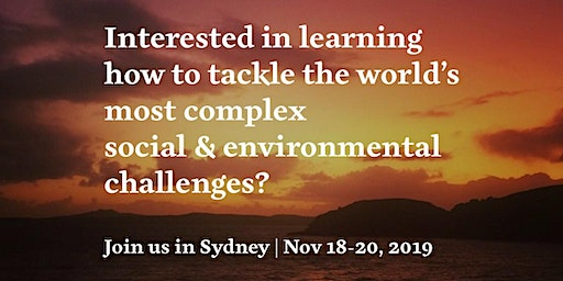 Mastering Complexity Sydney