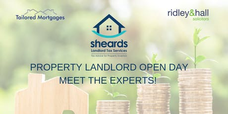 Property Landlord Open Day; Meet the experts tickets