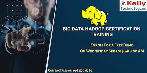 Aiming At Career In Hadoop? Be A Part Of Kelly Technologies Free Demo