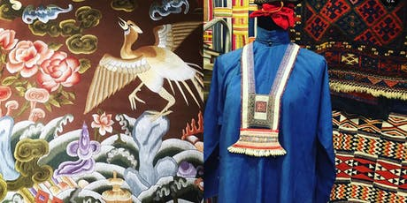 The London Antique Textiles, Vintage Costumes and Tribal Art Fair tickets