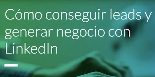 Consigue Leads y Genera Negocio con LinkedIn