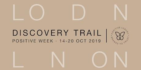 Positive Week 2019 tickets