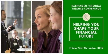 Harpenden Personal Finance Conference tickets