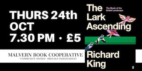 Richard King - The Lark Ascending tickets