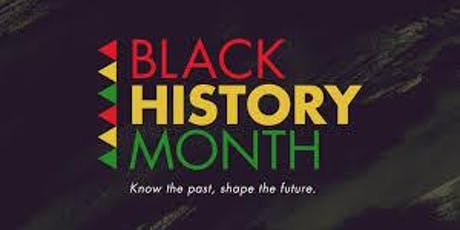 Black History Month Crafts @ Chingford Library tickets