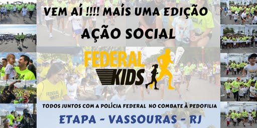 Federal Kids Etapa Vassouras 2019