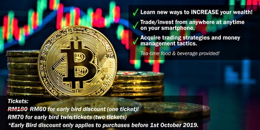 Bitcoin & US Stock Market Workshop For Beginners