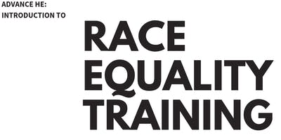 Introduction to Race Equality, March 5th Training