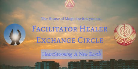 Healer and Practitioner Exchange Night and Meditation (Energy Healing - Psychic Readings - Massage - Tarot) tickets