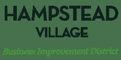Hampstead Village BID AGM tickets