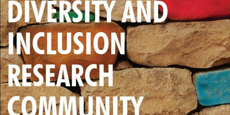 Diversity and Inclusion Research Community Launch Event tickets