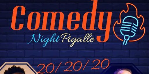 Comedy Night Pigalle #5