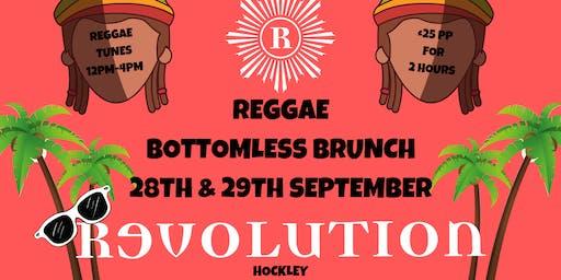 Reggae Bottomless Brunch