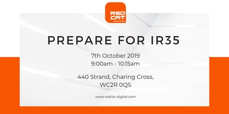 Preparing for IR35 - Businesses tickets