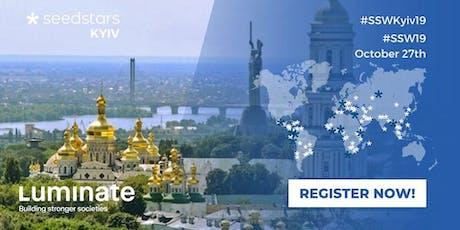 Seedstars Kyiv tickets