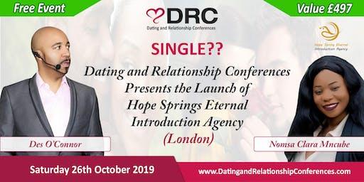 gratis dating london på
