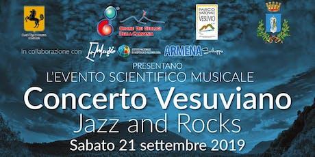 Jazz and Rocks: Geoescursione al Cratere del Vesuvio biglietti