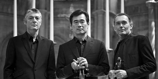 Trio Owon – Beethoven Residency (11 February 2020)