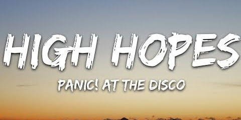 Learn To Play High Hopes by Panic! At The Disco