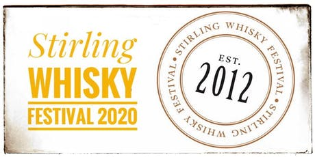 Stirling Whisky Festival 2020 tickets