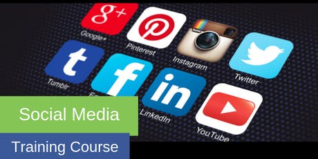 Social Media Training Course - Manchester tickets