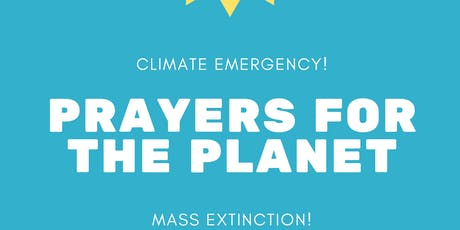 Prayers for the Planet tickets