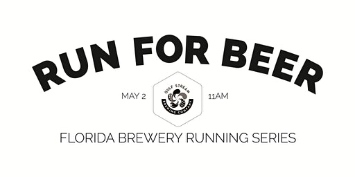 Beer Run - Gulf Stream Brewing Co | Part of the 2019-2020 Florida Brewery Running Series