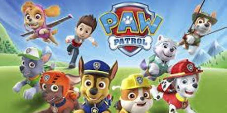 Paw Patrol Afternoon Tea tickets