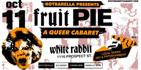 Fruit Pie: A Queer Cabaret tickets