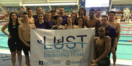 FREE TASTER SWIMMING SESSION AT LUST tickets