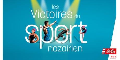 Les Victoires du Sport 2019 billets