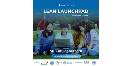 Seedstars Lean Launchpad powered by Smart Axiata tickets