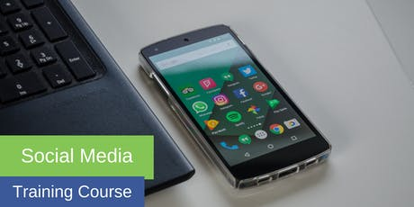 Social Media Training Course - Liverpool tickets