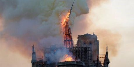 The fire at Notre-Dame: how should we respond? tickets
