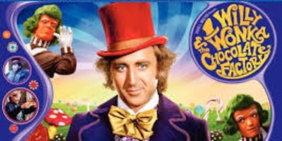 Victory Spot Screen On The Green: Willy Wonka & The Chocolate Factory